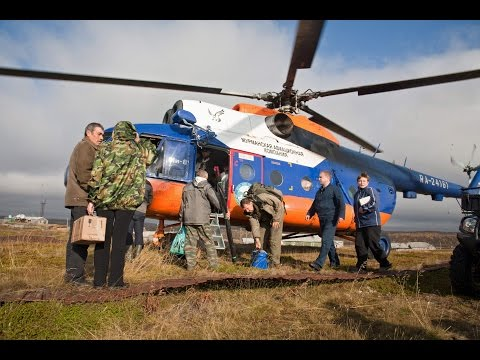 вертолеты рыбалка мурманск