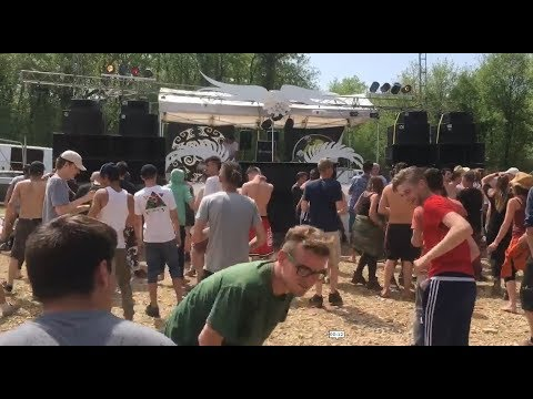 Free Party Arenui Sound System // Radiatek - 21/04/2018