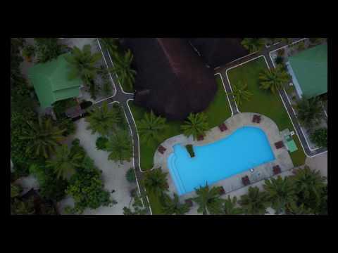 Kisiwa Beach Resort - Paje Beach Zanzibar - Dji Mavic Pro