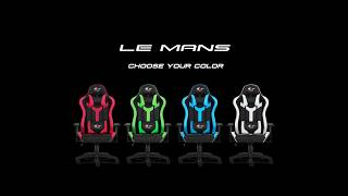 LE MANS  by ATX Racing Chairs