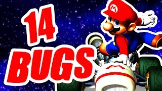 14 BUGS SUR MARIO KART DS [BUG ZONE]