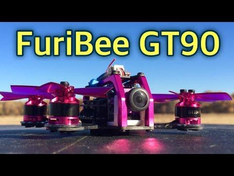 FuriBee GT 90 90MM Fire Dancer Micro FPV Racing Drone