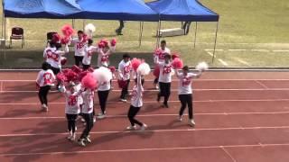 可道中學陸運會-紅社(2014-01-08)