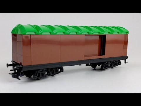 Märklin Baustein-Wagen-Set 44736: LEGO MOD Live!