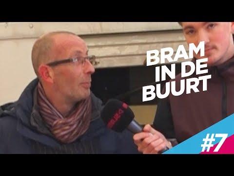 F*CK YOU! - Bram In De Buurt | SLAM!