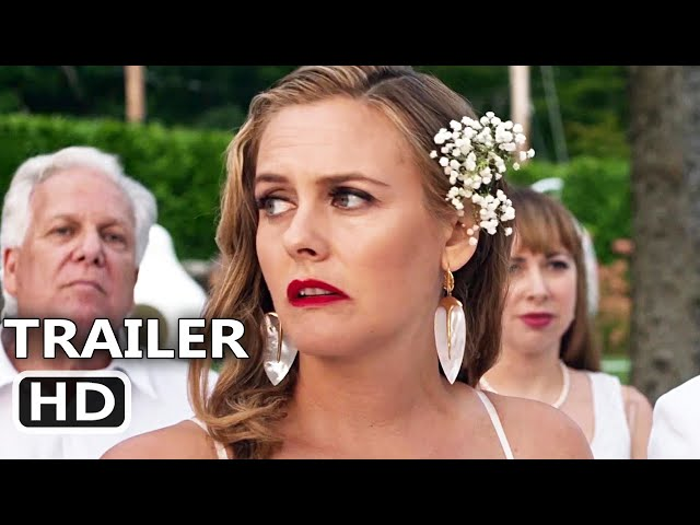 SISTER OF THE GROOM Trailer (2020) Alicia Silverstone, Comedy Movie