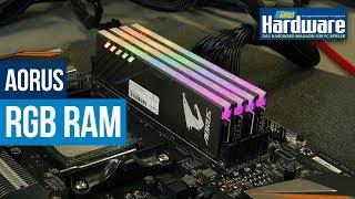 Aorus RGB Memory | Erster RAM von Gigabyte mit Garantie für Samsung-B-Die-Chips