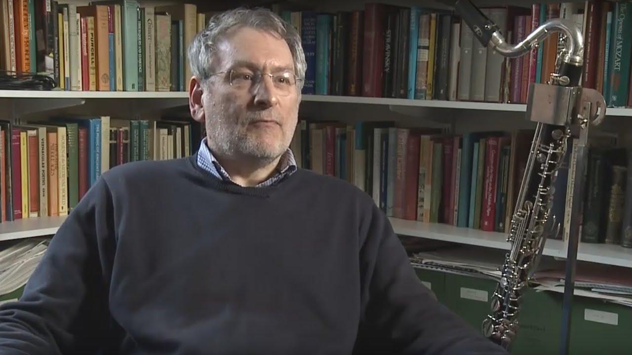 Professor Ronald Woodley - Royal Birmingham Conservatoire