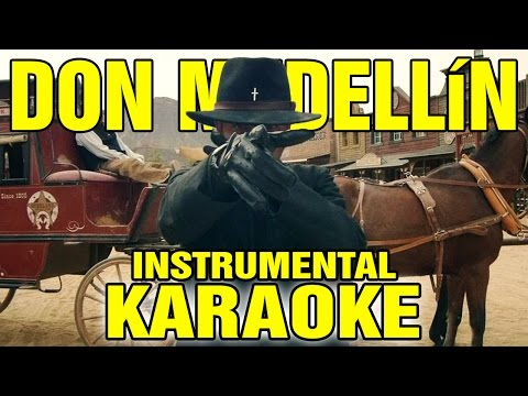 Salmo ft. Rose Villain: DON MEDELLÍN (Karaoke - Instrumental)