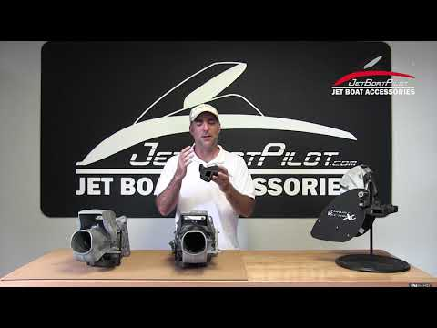 JetBoatPilot Twin Engine Lateral Thruster Detailed Presentation