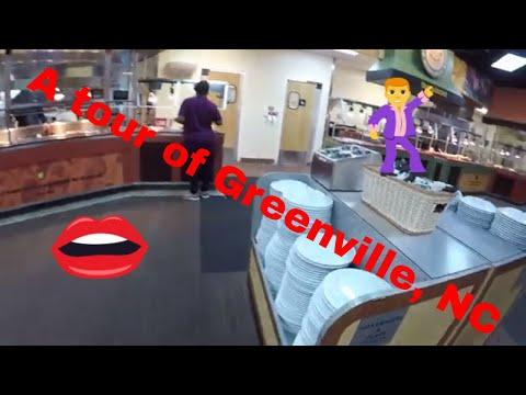 TRUCKER JUKEBOX, A Tour Of Greenville, NC