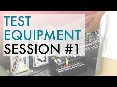 TEST EQUIPMENT SESSION - HAND