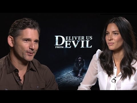 Der Us From Evil Cast Talk Real Life Horrors