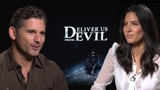 Deliver Us From Evil Cast Talk Real Life Horrors