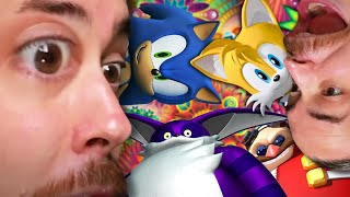 The Horror of Existential Sonic Playing - Sonic Heroes