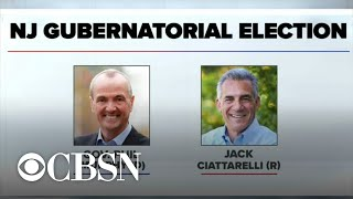 Race for New Jersey's next governor heats up