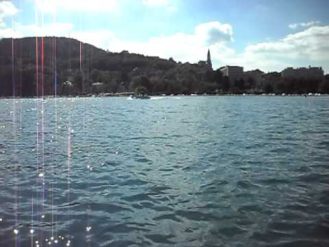 I'm On A Boat!- Annecy, France
