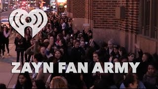 Why Does The Zquad Fan Army Love Zayn Malik? | Exclusive Interview