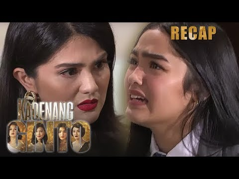 Download Marga learns the shocking truth about her mother | Kadenang Ginto Recap (With Eng Subs)