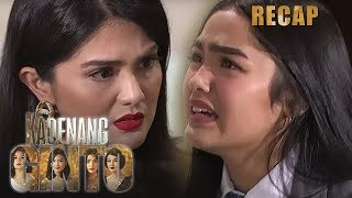 Marga learns the shocking truth about her mother | Kadenang Ginto Recap (With Eng Subs)