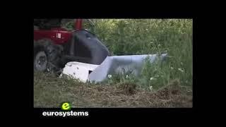 Motofaucheuse autotractée Eurosystems P70 moteur Thermique Kohler