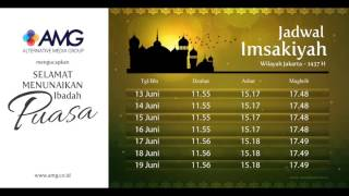 Download Video Jadwal Imsakiyah Jakarta Mg 2 FMI Office & Apartment 1 MP3 3GP MP4