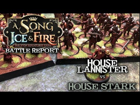 A Song of Ice and Fire Battle Report - Ep 07 - The Winds of Winter