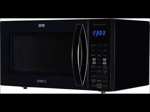 Ifb 30 L Convection Microwave Oven 30brc2 Black Youtube
