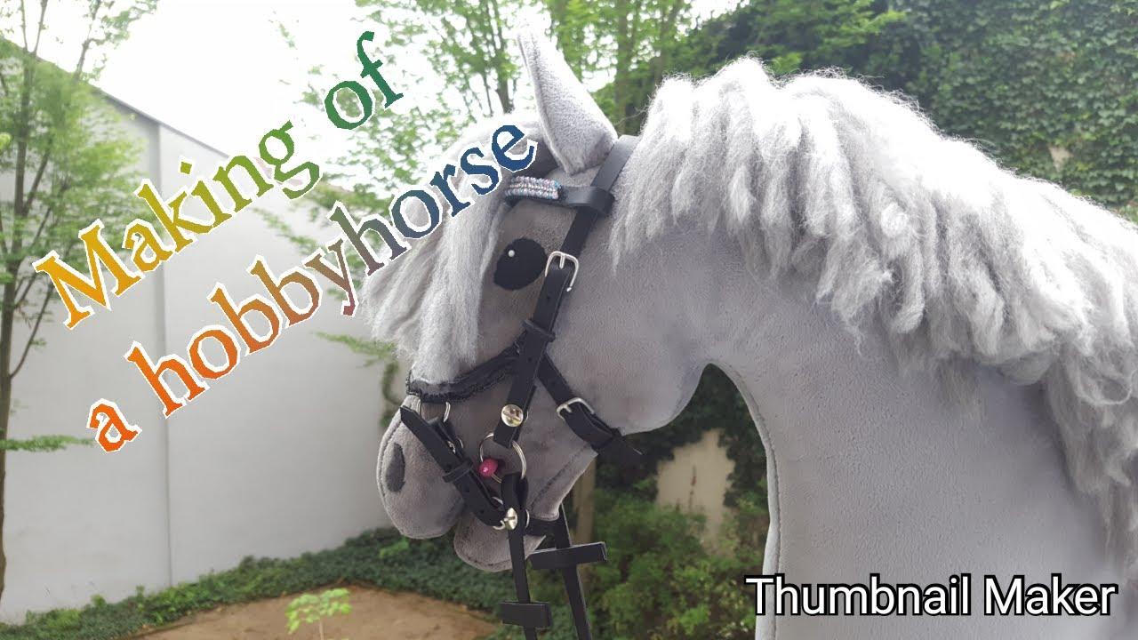 Diy Hobby Horse Anleitung Schnittmuster Hobby