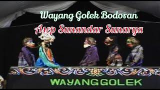 WAYANG GOLEK BODORAN ( Cepot Barakatak ) - Dalang Asep Sunandar