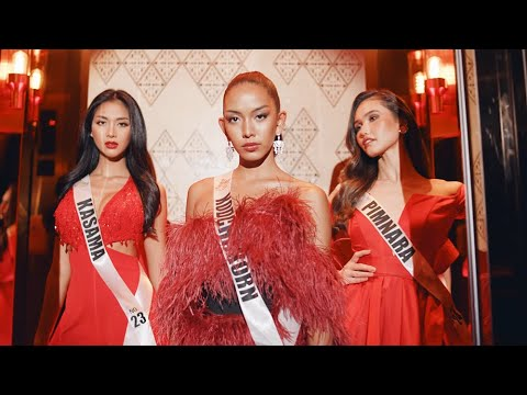 [OPENING] Miss Universe Thailand 2021   PREVIEW DAY