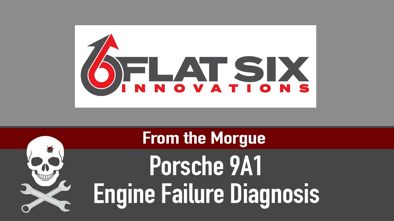 porsche  engine failure diagnosis youtube