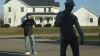 Funky Poppin - West Coast Poplock