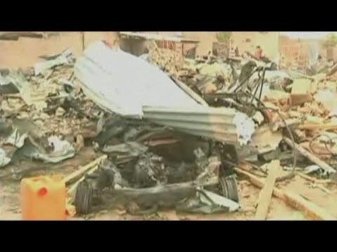 Twin Nigeria blasts kill at least 50 in Maiduguri