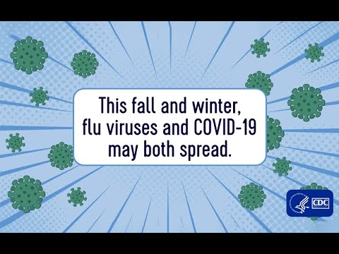 Roll Up Your Sleeve for Your Annual Flu Vaccine