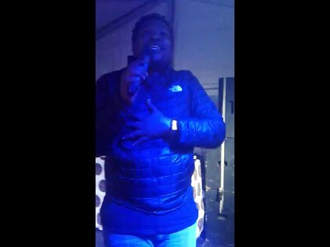 Musa Mr Serious at Semitos Album Launch