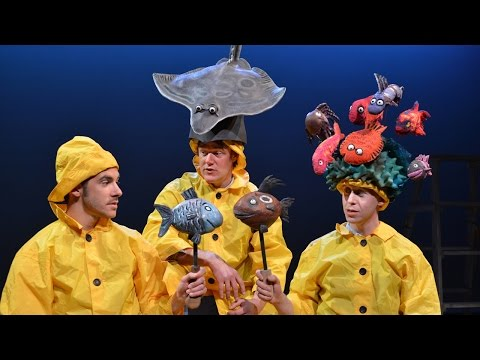 Scamp Theatre's TIDDLER & OTHER TERRIFIC TALES at Norwich Playhouse