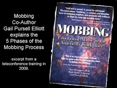 5 phases of the mobbing process