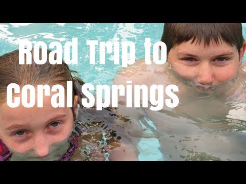 ROAD TRIP TO CORAL SPRINGS, BEACH VISIT & SHAKE SHACK