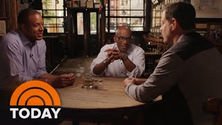 Al Roker, Carson Daly, Craig Melvin Talk Fatherhood Over Beer At McSorleys Old Ale House TODAY