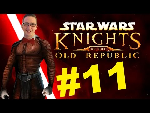 Knights of the Old Republic #11 - The Long Escape off Taris