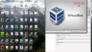 Installing a mac osx virtual machine on windows