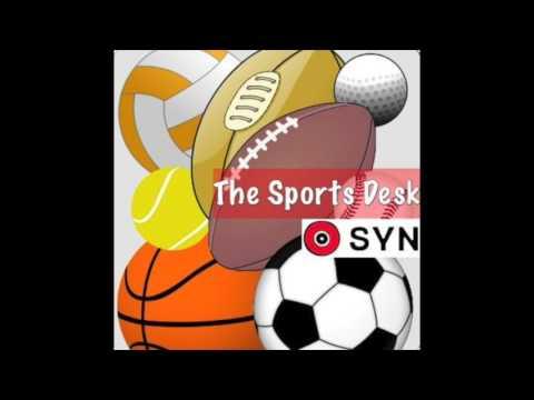 The Sports Desk 17/3/2017