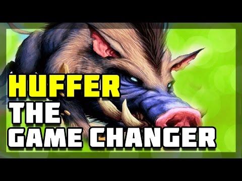 Hearthstone - Huffer the game changer