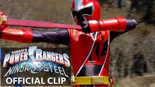 Power Rangers | Ninja Steel Official Clip - The Ranger Ribbon