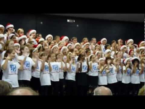 Olive Chapel Elementary School, Apex NC Holiday Concert Part 1