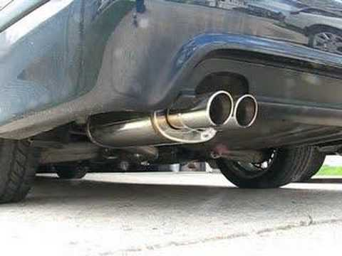 Bmw 530 Magnaflow Exhaust 14862 Youtube
