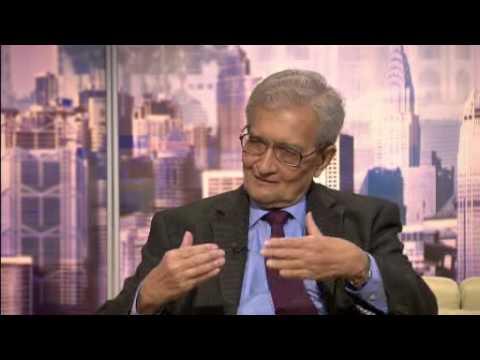 Frost over the World - Amartya Sen