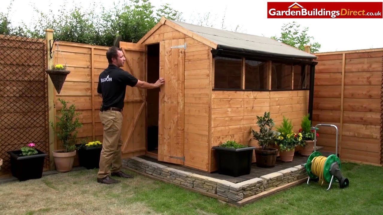 shed duramax floor woodbridge foundation direct with kit sheds free plus wspluswindowinside vinyl storage ships