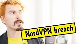 NordVPN security breach Video
